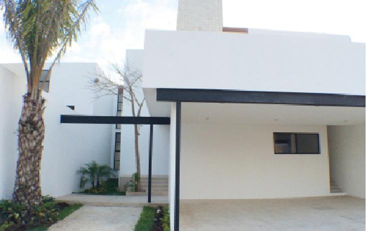Foto de casa en venta en  , temozon norte, m?rida, yucat?n, 1287435 No. 01