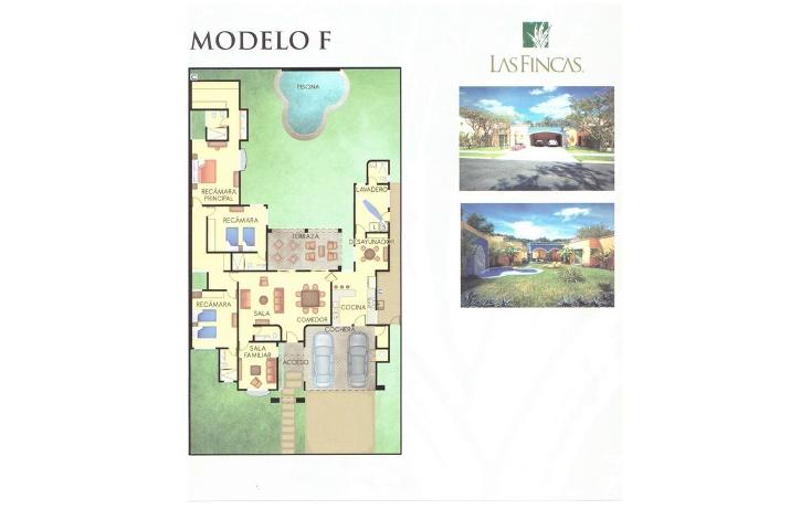 Foto de casa en venta en  , temozon norte, mérida, yucatán, 1289173 No. 02