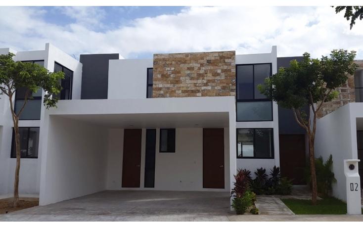 Foto de casa en venta en  , temozon norte, mérida, yucatán, 1289647 No. 01