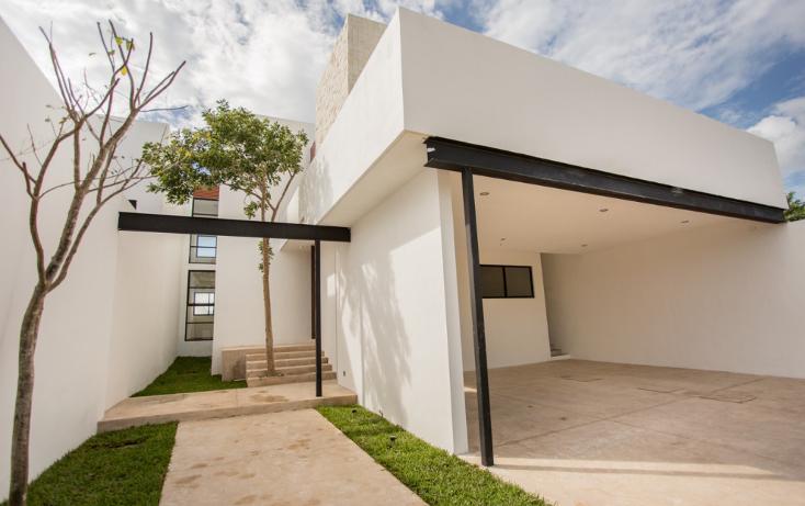Foto de casa en venta en  , temozon norte, mérida, yucatán, 1290451 No. 01