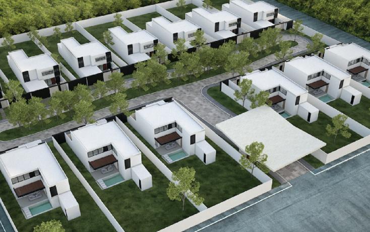 Foto de terreno habitacional en venta en  , temozon norte, mérida, yucatán, 1291395 No. 01