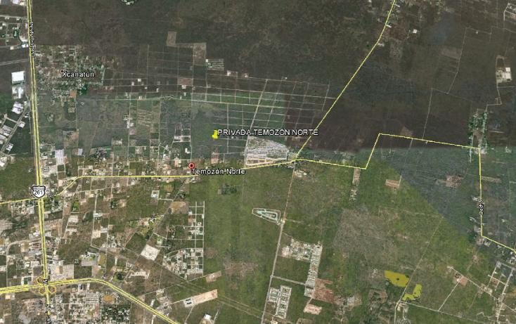 Foto de terreno habitacional en venta en  , temozon norte, mérida, yucatán, 1291395 No. 03