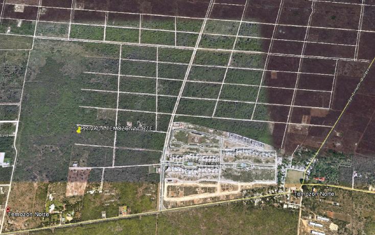 Foto de terreno habitacional en venta en  , temozon norte, mérida, yucatán, 1291395 No. 04