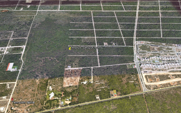 Foto de terreno habitacional en venta en  , temozon norte, mérida, yucatán, 1291395 No. 05