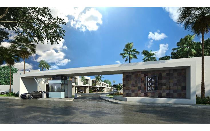 Foto de casa en venta en  , temozon norte, mérida, yucatán, 1292411 No. 01