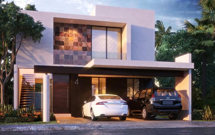 Foto de casa en venta en  , temozon norte, mérida, yucatán, 1292411 No. 04