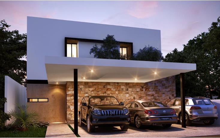 Foto de casa en venta en  , temozon norte, mérida, yucatán, 1294037 No. 01