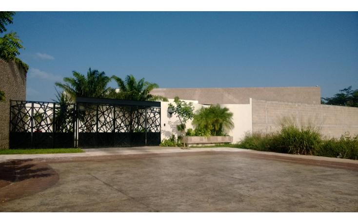 Foto de terreno habitacional en venta en  , temozon norte, mérida, yucatán, 1294991 No. 04