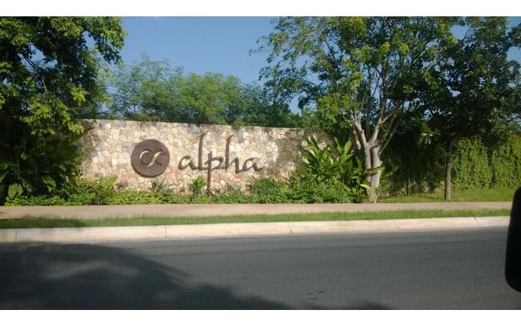 Foto de terreno habitacional en venta en  , temozon norte, mérida, yucatán, 1294991 No. 08