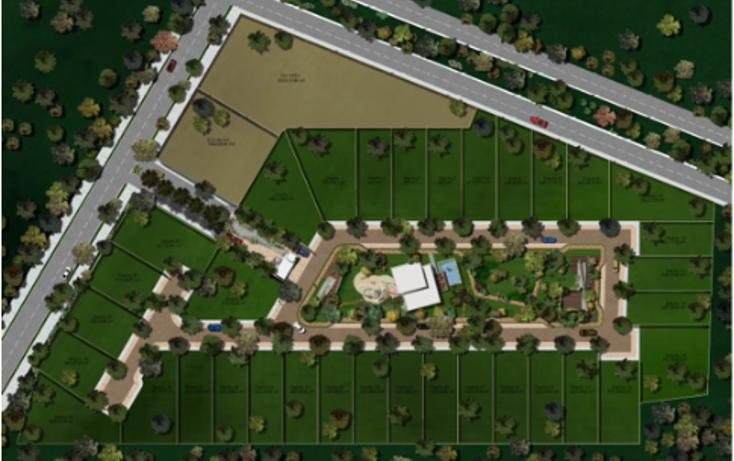 Foto de terreno habitacional en venta en  , temozon norte, mérida, yucatán, 1294991 No. 09