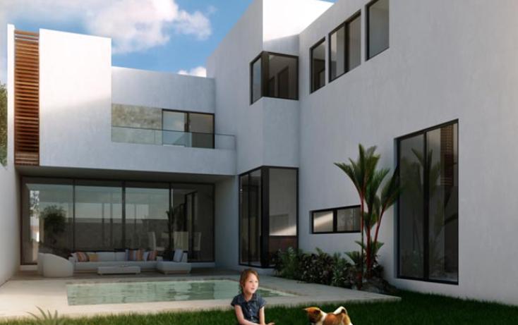 Foto de casa en venta en  , temozon norte, m?rida, yucat?n, 1296151 No. 02