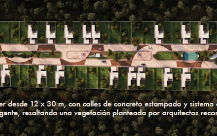 Foto de terreno habitacional en venta en, temozon norte, mérida, yucatán, 1296197 no 09