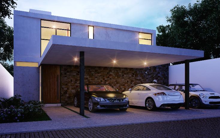 Foto de casa en venta en  , temozon norte, mérida, yucatán, 1296209 No. 01