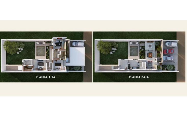Foto de casa en venta en  , temozon norte, mérida, yucatán, 1296209 No. 04