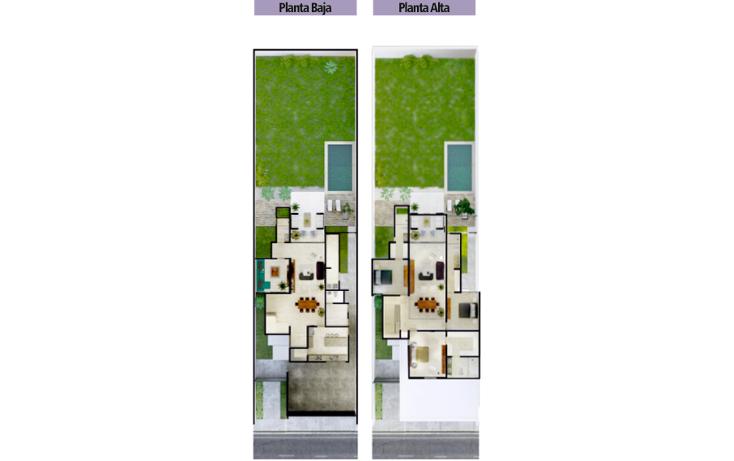 Foto de casa en venta en  , temozon norte, m?rida, yucat?n, 1296405 No. 12