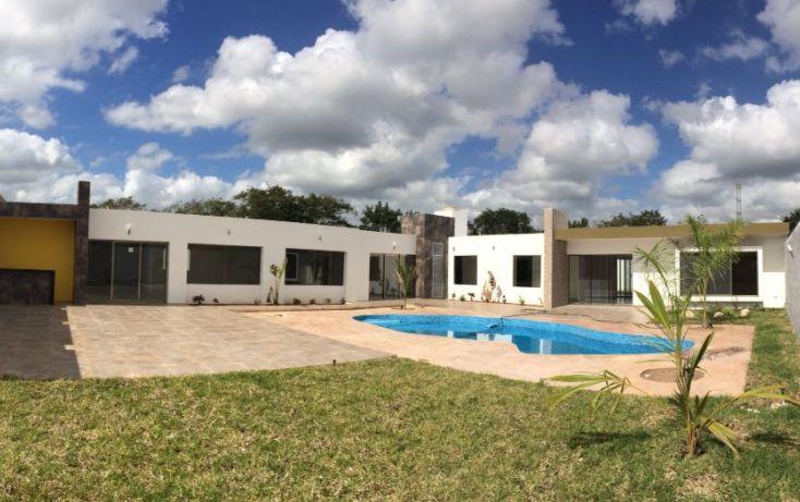 Foto de casa en venta en, temozon norte, mérida, yucatán, 1296727 no 01
