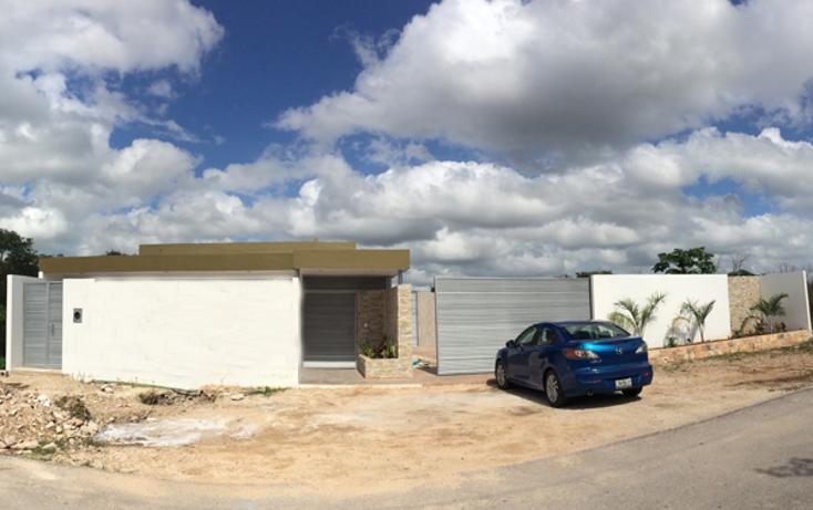 Foto de casa en venta en  , temozon norte, mérida, yucatán, 1296727 No. 02