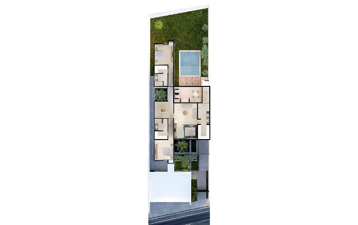 Foto de casa en venta en  , temozon norte, mérida, yucatán, 1298267 No. 04