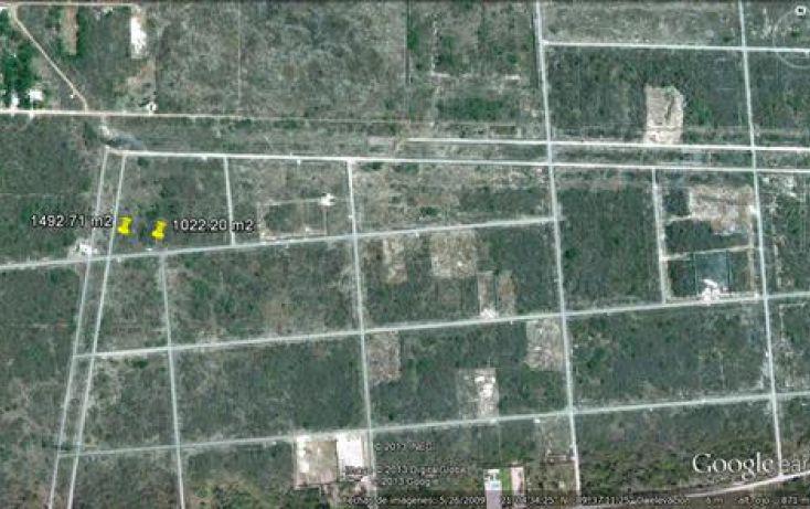 Foto de terreno habitacional en venta en, temozon norte, mérida, yucatán, 1298977 no 01