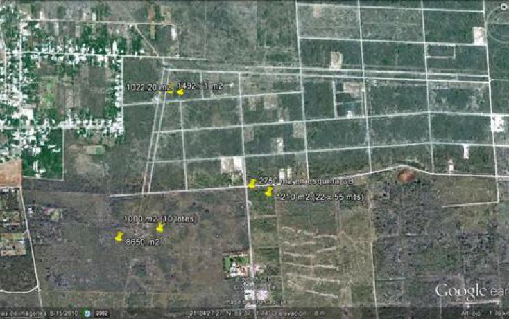 Foto de terreno habitacional en venta en, temozon norte, mérida, yucatán, 1298977 no 02