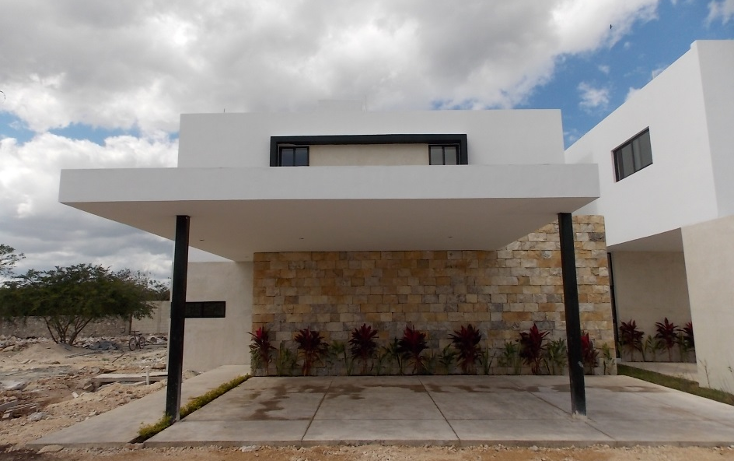 Foto de casa en venta en  , temozon norte, mérida, yucatán, 1300443 No. 01