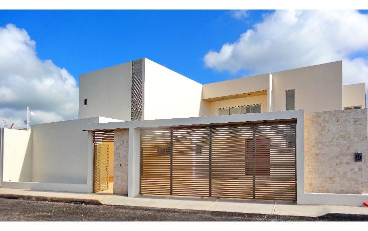 Foto de casa en venta en  , temozon norte, mérida, yucatán, 1302301 No. 01