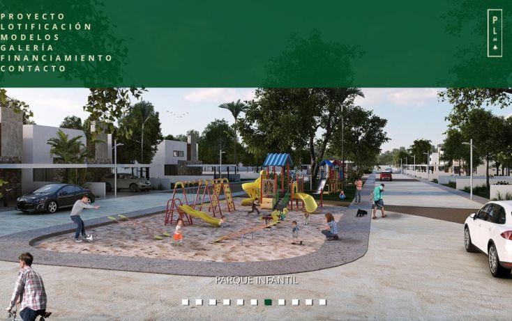 Foto de terreno habitacional en venta en, temozon norte, mérida, yucatán, 1302835 no 02