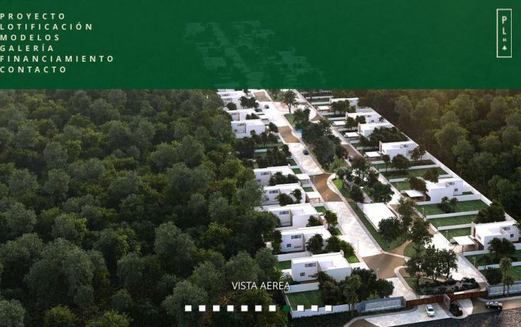 Foto de terreno habitacional en venta en, temozon norte, mérida, yucatán, 1302835 no 03