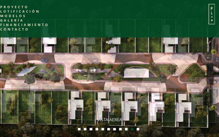 Foto de terreno habitacional en venta en, temozon norte, mérida, yucatán, 1302835 no 04