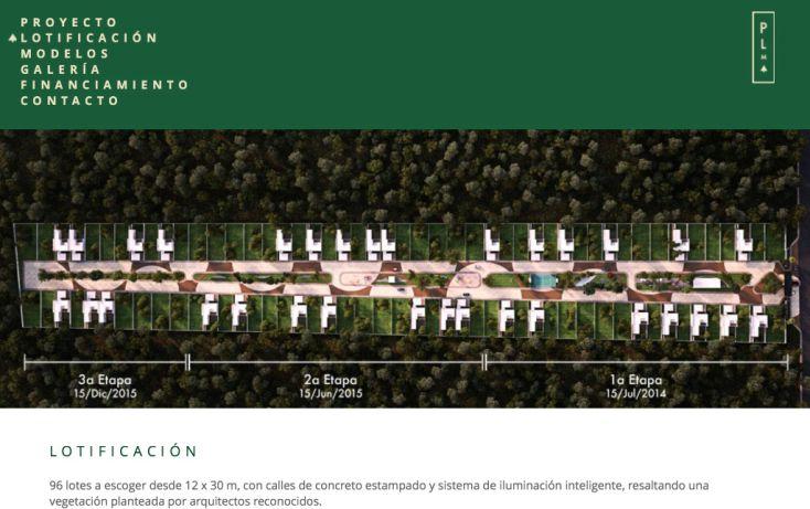 Foto de terreno habitacional en venta en, temozon norte, mérida, yucatán, 1302835 no 05