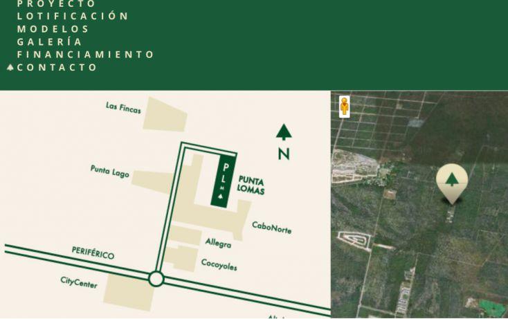 Foto de terreno habitacional en venta en, temozon norte, mérida, yucatán, 1302835 no 06
