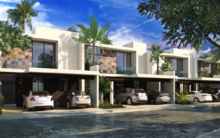 Foto de casa en venta en  , temozon norte, mérida, yucatán, 1309129 No. 02