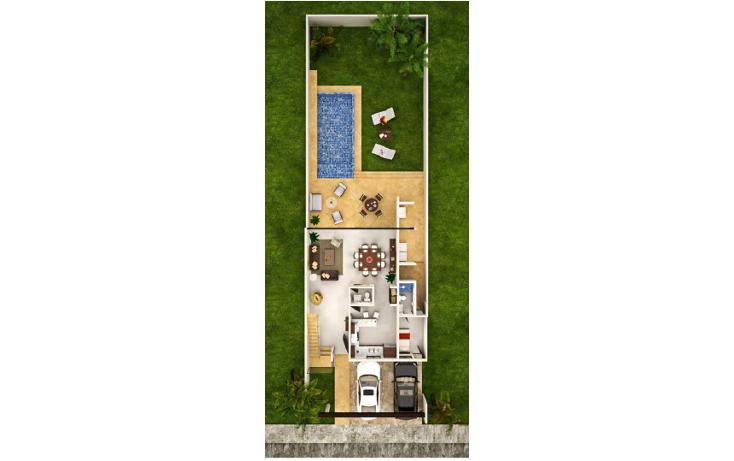 Foto de casa en venta en  , temozon norte, mérida, yucatán, 1309129 No. 12