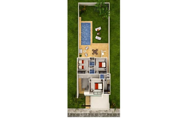 Foto de casa en venta en  , temozon norte, mérida, yucatán, 1309129 No. 14