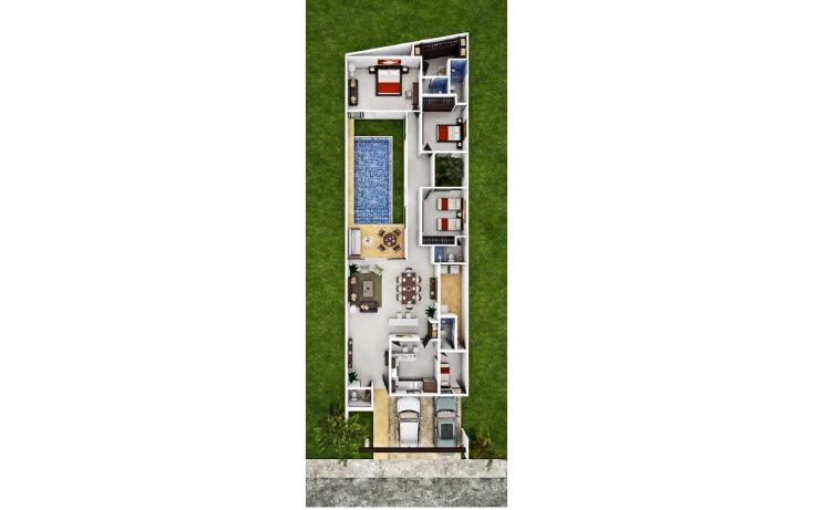 Foto de casa en venta en  , temozon norte, mérida, yucatán, 1309129 No. 15