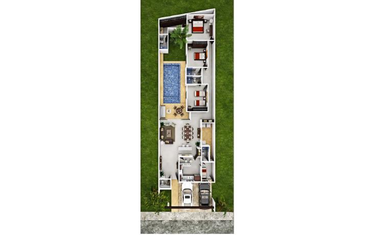 Foto de casa en venta en  , temozon norte, mérida, yucatán, 1309129 No. 16