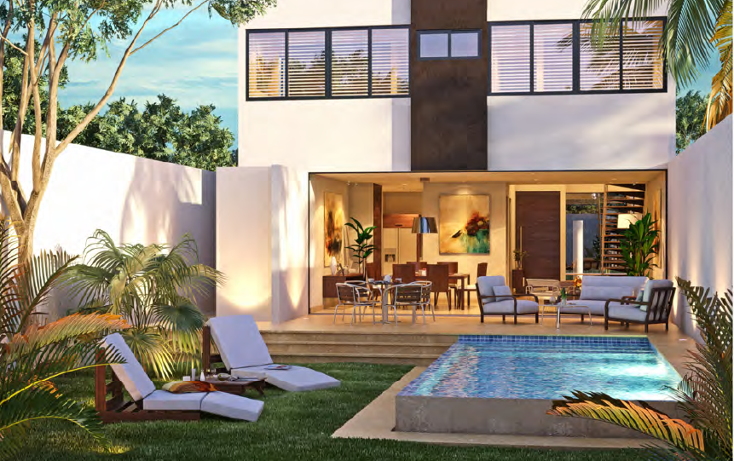 Foto de casa en venta en  , temozon norte, mérida, yucatán, 1309129 No. 17