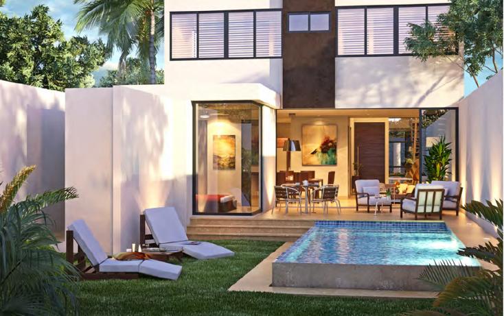 Foto de casa en venta en  , temozon norte, mérida, yucatán, 1309129 No. 18