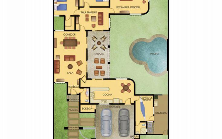 Foto de casa en venta en, temozon norte, mérida, yucatán, 1311063 no 07