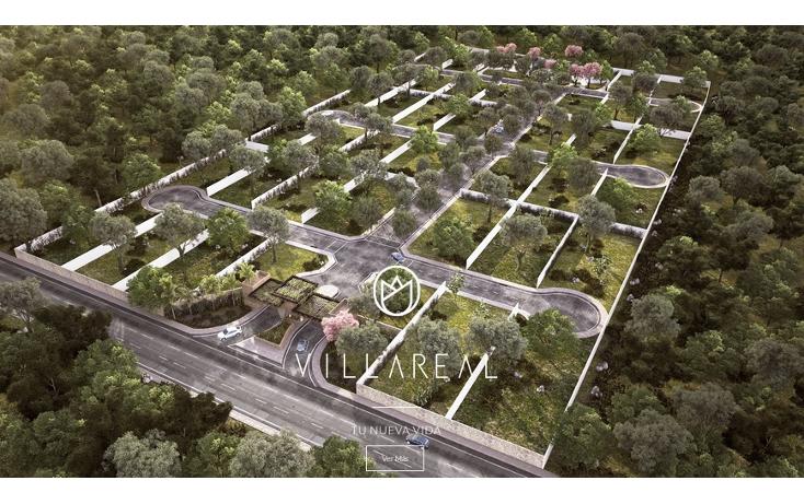 Foto de terreno habitacional en venta en  , temozon norte, m?rida, yucat?n, 1312391 No. 05