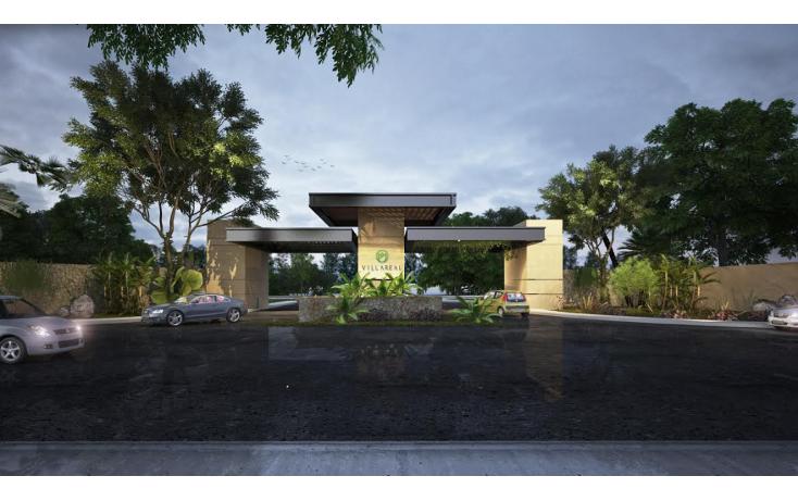 Foto de terreno habitacional en venta en  , temozon norte, m?rida, yucat?n, 1314631 No. 02