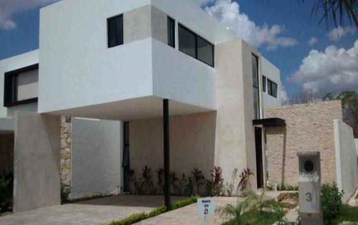 Foto de casa en condominio en venta en, temozon norte, mérida, yucatán, 1314859 no 01