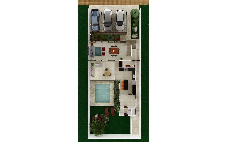 Foto de casa en venta en  , temozon norte, m?rida, yucat?n, 1314893 No. 11