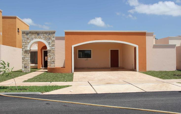 Foto de casa en venta en  , temozon norte, mérida, yucatán, 1317371 No. 01
