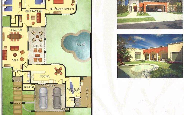 Foto de casa en venta en, temozon norte, mérida, yucatán, 1317371 no 13