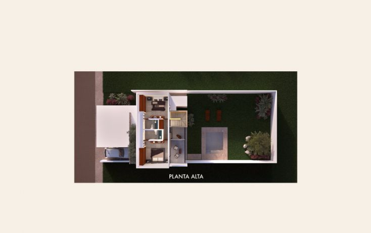 Foto de casa en venta en, temozon norte, mérida, yucatán, 1319717 no 02