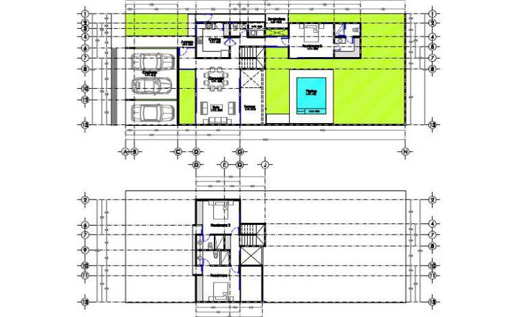 Foto de casa en venta en, temozon norte, mérida, yucatán, 1319717 no 05