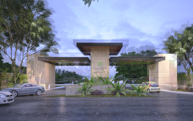 Foto de terreno habitacional en venta en  , temozon norte, mérida, yucatán, 1323439 No. 01