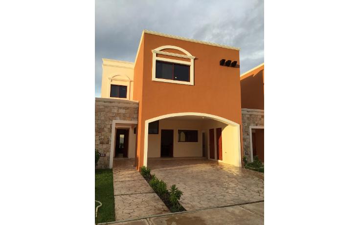 Foto de casa en venta en  , temozon norte, mérida, yucatán, 1328201 No. 01