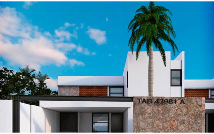 Foto de casa en venta en  , temozon norte, m?rida, yucat?n, 1339323 No. 01